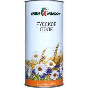 """Газонная смесь цветов """"Русское поле"""" 0,05 кг"""