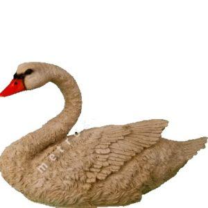 Садовая фигурка Лебедь